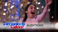 Laura Bretan: 13-Year-Old Opera Singer Gets the Golden Buzzer - America'...