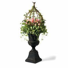 Tulip Urn Filler...Bridal or baby shower, wedding, garden party, engagement party