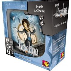 Shop for Asmodee Timeline Music And Cinema Card Game. Compare live & historic toys and game prices. Trivia, Pokemon Buddy, Secret Game, Cards On The Table, Moshi Monsters, Cardfight Vanguard, Game Prices, Skylanders, Rpg