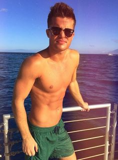 Spencer Boldman Celebrates His 22nd Birthday In Hawaii