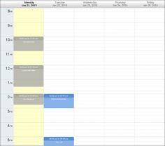 jQuery Calendar Plugin