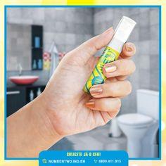 Já segue a gente no Instagram? Ainda não? Aproveita aquele tempinho no banheiro pra dar um + follow @number_two_02 <br />#numbertwo #higiene #eliminador #odorpessoal #banheiro #pratico #facil