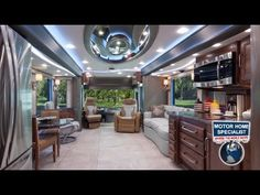 ▶ $1.2M Foretravel Luxury RV Review for Sale at Motor Home Specialist - YouTube
