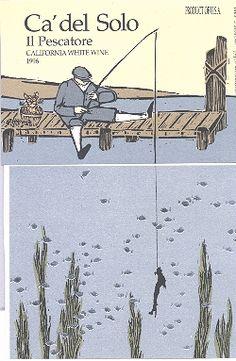 Il Pescatore Label