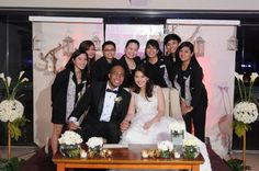 Let Monina E Events and Marketing handle all your worries in planning your dream wedding
