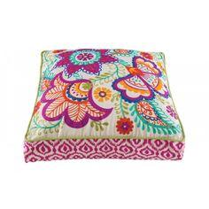 Kaveri Floor Cushion by KAS - Cushions | European Pillowcases - Products