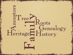 Genealogy (the branches) – How Far Back - News - Bubblews