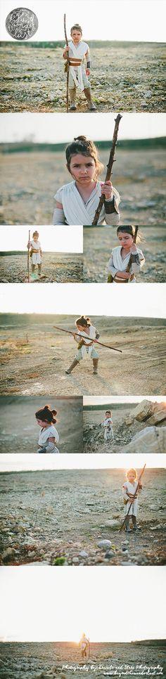 Rey photoshoot