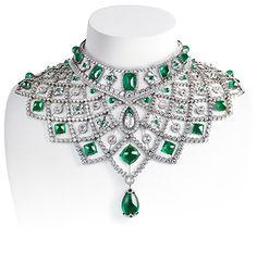 Le collier Romanov de Fabergé