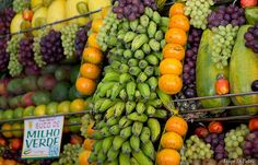 Frutas do Brasil #brazil #fruit #fresh #flavor