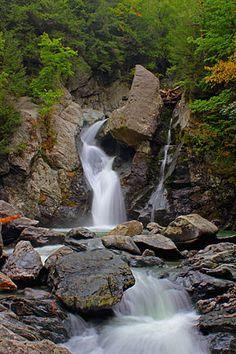 Bish Bash Falls State Park, MASS