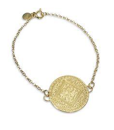 Monica Vinader mini marie bracelet