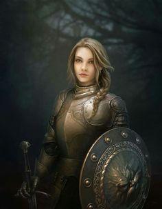 fantasy and warrior εικόνα