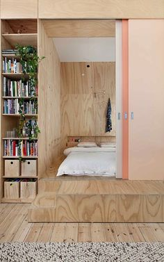 Etc Inspiration Blog Understated Pine And Plywood Home In Australia Via Home Adore Bedroom photo Etc-Inspiration-Blog-Understated-Pine-And-Plywood-Home-In-Australia-Via-Home-Adore-Bedroom.jpg