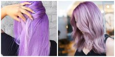 Sophisticated Purple Hair Colors for 2018