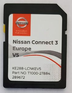 Carte SD GPS Europe 2020 v5 - Nissan Connect 3 LCN2 - (Database Q1.2019) Sd, Nissan, Connection, Europe, Cards Against Humanity, Home