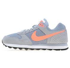 Nike MD Runner. Grey/Mango