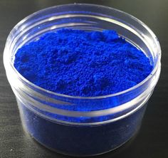ULTRAMARINE BLUE Pigment All Natural  Matte Blue by CraftSuplyz
