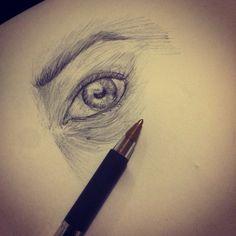 Biro eye.