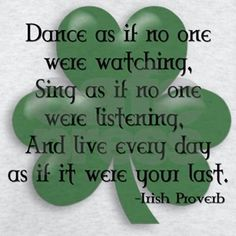 Quotes About Being Irish. QuotesGram
