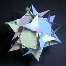Slide-Together Polyhedral Constructions