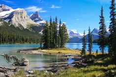 Spirit Island, Canada | 30 Sights That Will Give You A Serious Case Of Wanderlust