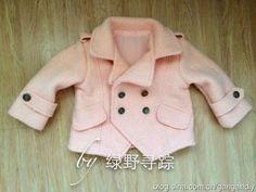 Cute Jacket - free pattern