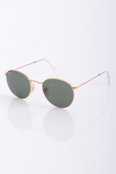 Ray-Ban Classic Round Metal Sunglasses | South Moon Under