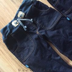 es gibt wieder Jeans – Donnerfaden