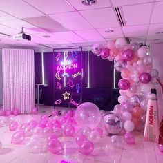 Party neon decoration to impress your guests. #neonaesthetic #neonlights 2343 Photo by PaperArt KL, Neon Aesthetic, Custom Neon Signs, Amanda, Lights, Decoration, Party, Decor, Parties, Decorations