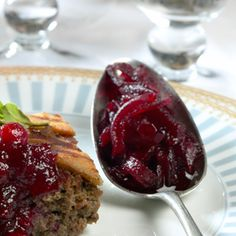 Punajuurihilloke | Reseptit | Anna.fi New Recipes, Recipies, Cooking Recipes, Red Beets, Christmas Snacks, Starters, Preserves, Pudding, Canning