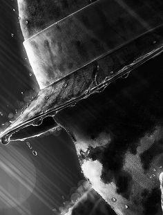 Rorschach by Ruslan Safarov
