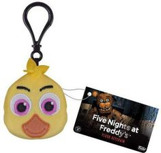 Plush Keychain: Five Nights at Freddy's - Chica