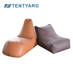 Leather Bean Bag Sofa Couch Living Room Home Furniture Decorate A
