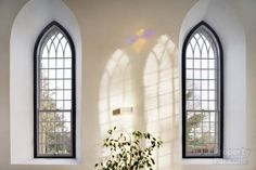 Church Windows.