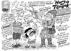 Mice Cartoon: Harga Tembak (Kompas, 05.05.2013)