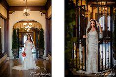 Wedding bridal photos