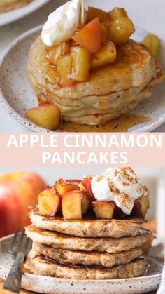 Fall Breakfast, Sweet Breakfast, Apple For Breakfast, Breakfast Dishes, Autumn Breakfast Recipes, Breakfast With Apples, Chicken Breakfast Recipes, Autumn Apple Recipes, Fall Recipes