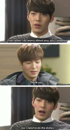 Lee Min Ho and Kim Woo Bin ♡ #Kdrama // The #HEIRS