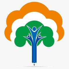 India's Republic Day tree vector logo, Tree, Abstract, Character PNG and Vector Independence Day India Images, Independence Day Drawing, Happy Independence Day Wishes, Independence Day Activities, Independence Day Decoration, 15 August Independence Day, Happy Diwali Pictures, School Board Decoration, Indian Flag Wallpaper