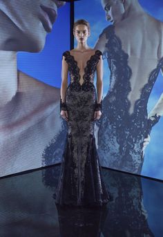 Ines Di Santo Madrid Evening Gown