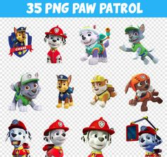 37 Images Paw Patrol PNG 37 imagenes Patrulla de by Migueluche