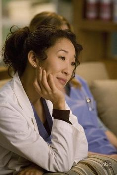 Pin Auf Cristina Yang