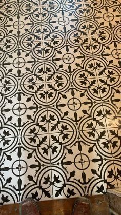 Bayona Decorative Ceramic Installation – diy kitchen decor on a budget Bathroom Floor Tiles, Kitchen Tiles, Kitchen Flooring, Floor Tiles Hallway, Machuca Tiles, Morrocan Floor Tiles, Moroccan Tiles Kitchen, Moroccan Tile Backsplash, Bathroom Tile Stickers