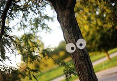 eye bombing