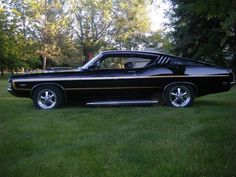 Probably one of the most overlooked muscle cars of the '60s - A 1969 Ford Gran Torino GT Fastback