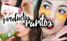 HAUL MERCADONA Probando productos de belleza RAROS | Pretty and Olé