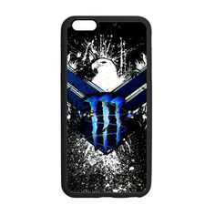Monster Energy Military Logo Case For IPhone 6 Plus