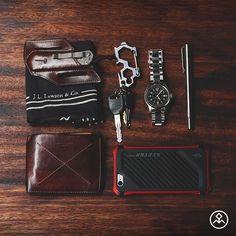 #hardgraft Bi Fold Wallet via _majordesign_ on Instagram