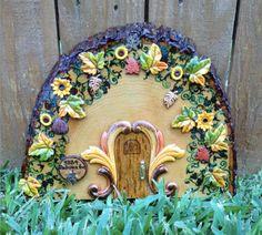 Outdoor Garden Decor/Home Decor Faery Faerie by HaHoneyTreasures, $40.00